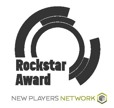 Logo Rockstar Award